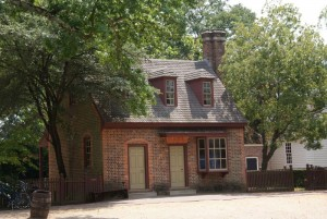Colonial Williamsburg: Mary Stith House