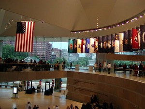 National Constitution Center, Independence National Historical Park