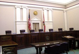 Inside the Flordia Supreme Court