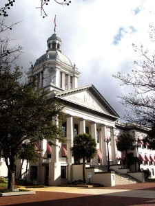 Tallahassee tour of old capitol building